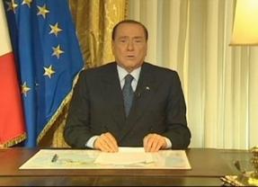 Berlusconi sobre su condena: