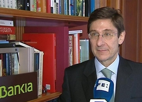 Goirigolzarri promete una Bankia