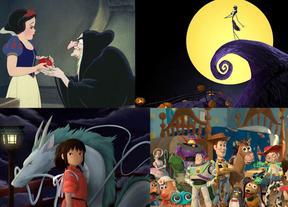De Disney a Pixar: Los cinco grandes nombres del cine de animación