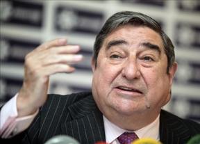 Lendoiro, destituido como embajador de la Liga tras asistir al entierro del hincha del Deportivo