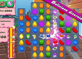 'Candy Crush Saga' es el videojuego para Android más descargado entre abril y julio