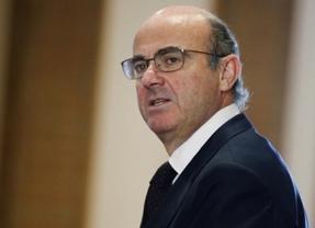Un optimista De Guindos: la economía 'se estabiliza' mientras en Europa empeora