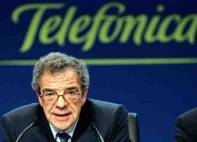 Telefónica ganó un 46,9% menos por el coste del ERE y sus compras de años pasados