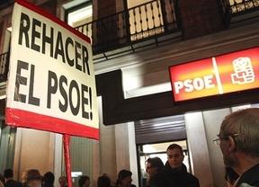 El PSOE, a lo suyo...