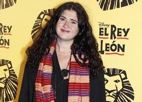 Lucía Etxebarria, harta de la piratería, dice que dejará de escribir
