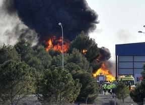 El accidente en la Base A�rea de Los Llanos es el primero en la escuela de la OTAN