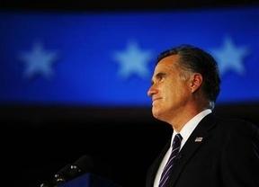 Romney, caballeroso y patriota aceptando la derrota y felicitando a Obama: