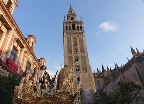 Sevilla sigue reinando en la Semana Santa