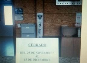 Cierran el servicio de citas médicas del Centro de Especialidades de Almadén