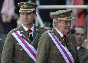 La abdicación afectará a las Fuerzas Armadas: Don Juan Carlos pasará a ser capitán general en la reserva