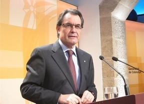 Mas organiza una cumbre anticorrupción con los representantes de las instituciones catalanas
