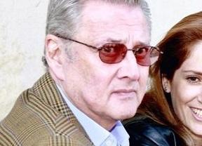 Carlos Larrañaga, en estado grave tras ser operado de un tumor