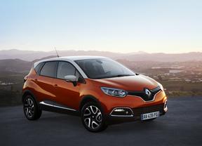 El Renault Captur, un crossover divertido y deportivo que invita a explorar el mundo.