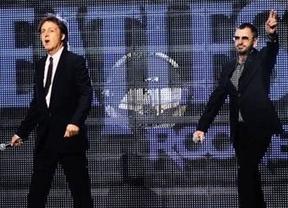 Paul McCartney y Ringo Starr volverán a unirse para los Grammy