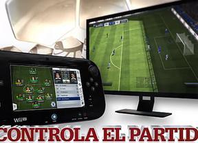Así será el nuevo 'FIFA 13' para Nintendo Wii U