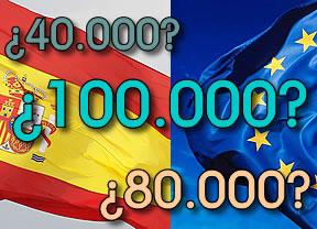 Jugando al 'precio justo': 40.000 millones, 80.000 o 100.000, ¿cuánto necesita España?