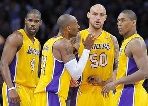 Los Lakers sufren su sexta derrota en su peor racha de los últimos seis años
