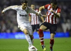 Javi Martínez olvida la polémica con Ronaldo: