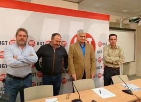 UGT y CCOO llaman 'a tomar las calles' de Castilla-La Mancha el 3 de abril