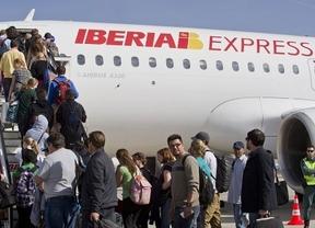 Iberia Express se sitúa como la tercera aerolínea con más pasajeros transportados del aeropuerto Adolfo Suárez Madrid-Barajas