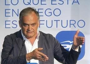González Pons, a Mas: 'Tendrá todo el diálogo que quiera, pero dentro de la Constitución'