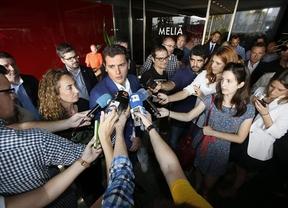 Rivera apunta que son 'el antídoto' contra la inestabilidad y contra el inmovilismo