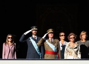 ¿Acto solidario?: el Rey se baja sólo el sueldo 21.000 euros, más de lo que gana de media un español en todo el año