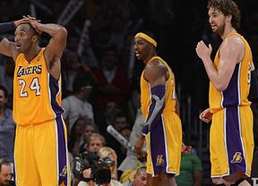Pau y sus Lakers siguen en caída libre: hasta los débiles Magic de Orlando les derrotan (103-113)