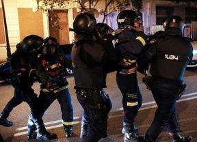 Aumenta la tensión en Madrid entre policías y bomberos: aseguran que el agresor detenido tenía antecedentes