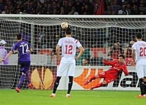 El Sevilla vuelve a ganar y se mete en su cuarta final (0-2)
