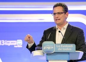 Basagoiti augura un pacto PNV-Batasuna y lo califica como alianza