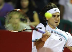 Ferrer se impone a Almagro en el duelo de líderes de la Davis y jugará la final de Valencia
