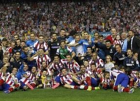 'Supercampeón' Atleti: una estocada de Mandzukic en el prólogo le corona ante un Madrid sin acierto (1-0)