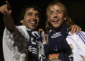 Raúl no coincide con su amigo Guti: