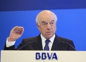 El BBVA ganó un 64% menos hasta marzo por la ausencia de plusvalías
