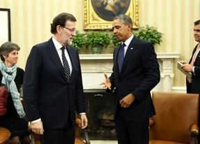 Tras el espaldarazo de Obama, Rajoy busca ahora el favor de los inversores norteamericanos