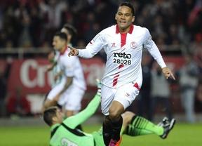 El Sevilla aplica a tope lo de 'Viva el Betis manque pierda' y ridiculiza al eterno rival (4-0)