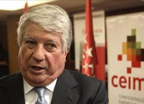 Arturo Fernández asegura que este mismo lunes devolverá los 37.000 euros que gastó con la tarjeta 'b' de Caja Madrid
