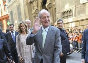 El Rey se entrena para el Bernabéu