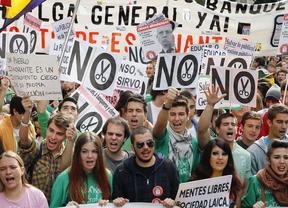 El curso arranca con movilizaciones: CCOO convoca una huelga general y CSIF estudia sumarse
