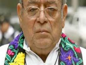 Don Samuel Ruiz será velado en San Cristóbal
