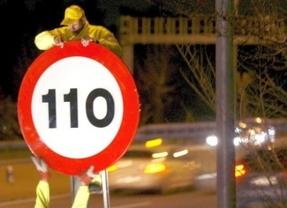 El Supremo avala 'pisar el freno': aprueba reducir el límite de velocidad a 110 km