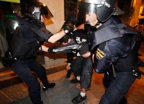 Las sanciones a los 300 indignados durante el 15-M fueron por resistirse a la autoridad