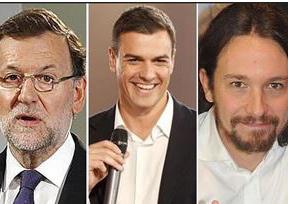 El PP gana el CIS: Rajoy mantiene el tipo frente a la tormenta de PSOE y Ciudadanos; Podemos se desinfla