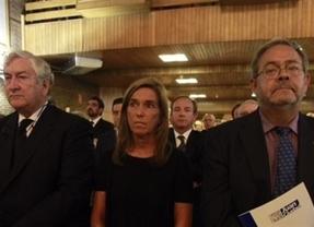 Mato sí se dejó ver en el funeral de Pajares: