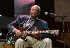 Adiós al rey del blues: muere B.B. King a los 89 años