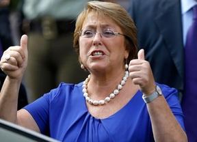Michelle Bachelet, protagonista del encuentro 'Invertir en Chile'