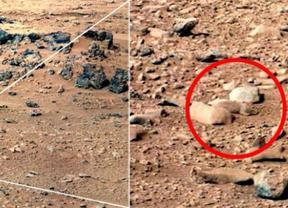 El Curiosity encuentra una rata en Marte