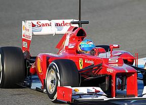 GP de Alemania. Alonso sigue en racha: nueva 'pole' en casa de Vettel, su mayor enemigo por el título