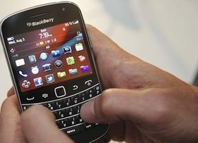BlackBerry se cae en Europa, África y Oriente Medio